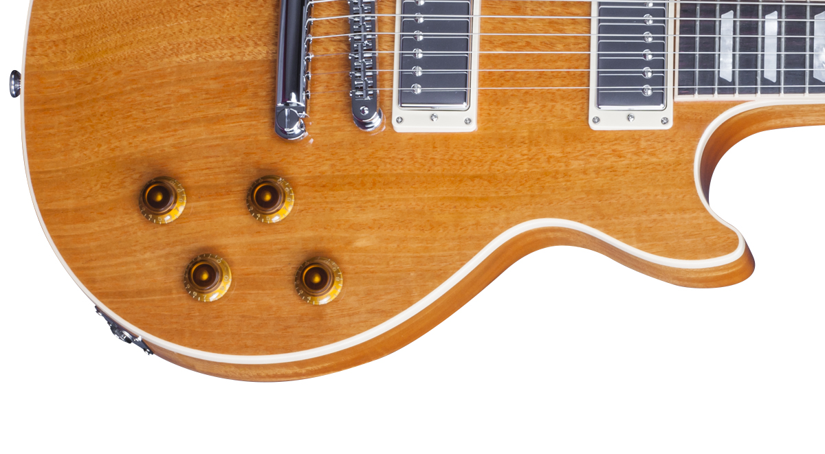 Les Paul Standard Mahogany Top Electric Guitar Parts Diagram String Finger Numbering And Etc Tuning Keys