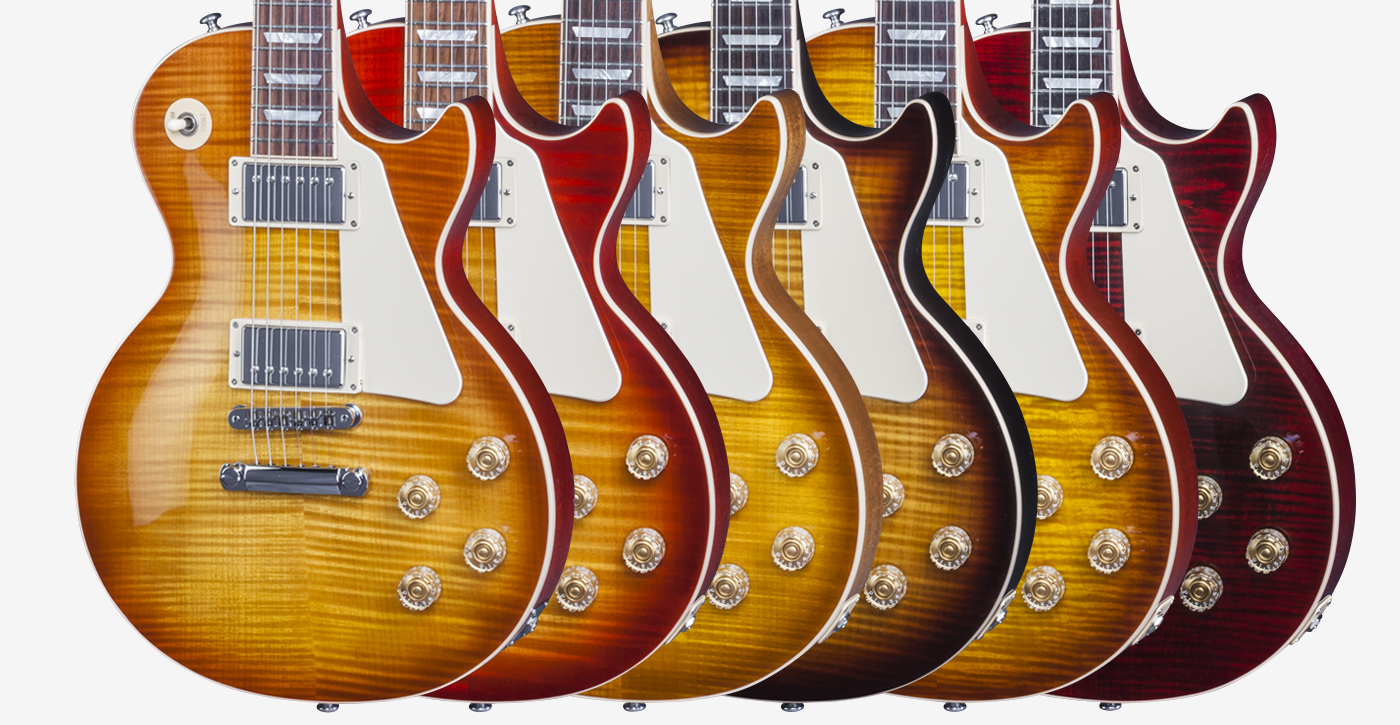 Les Paul Traditional 2016 Hp Gibson Wiring Diagram Finishes
