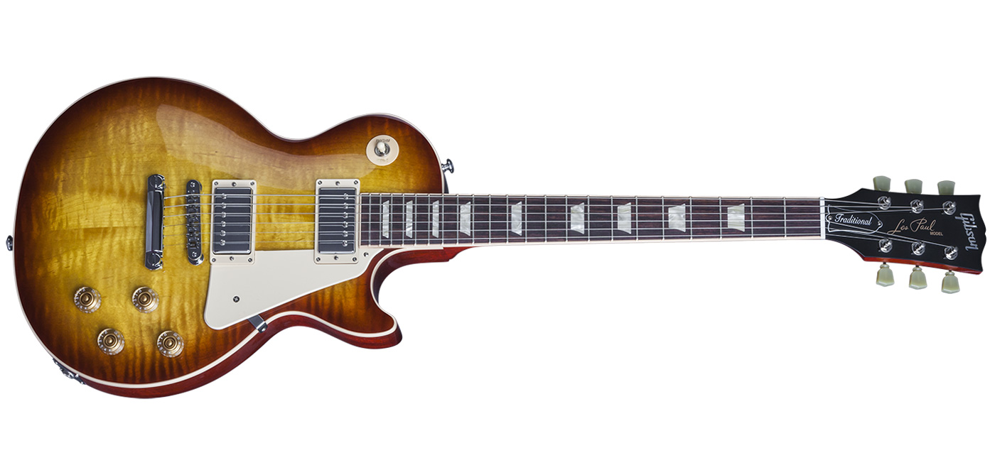 Gibson 2016 lineup