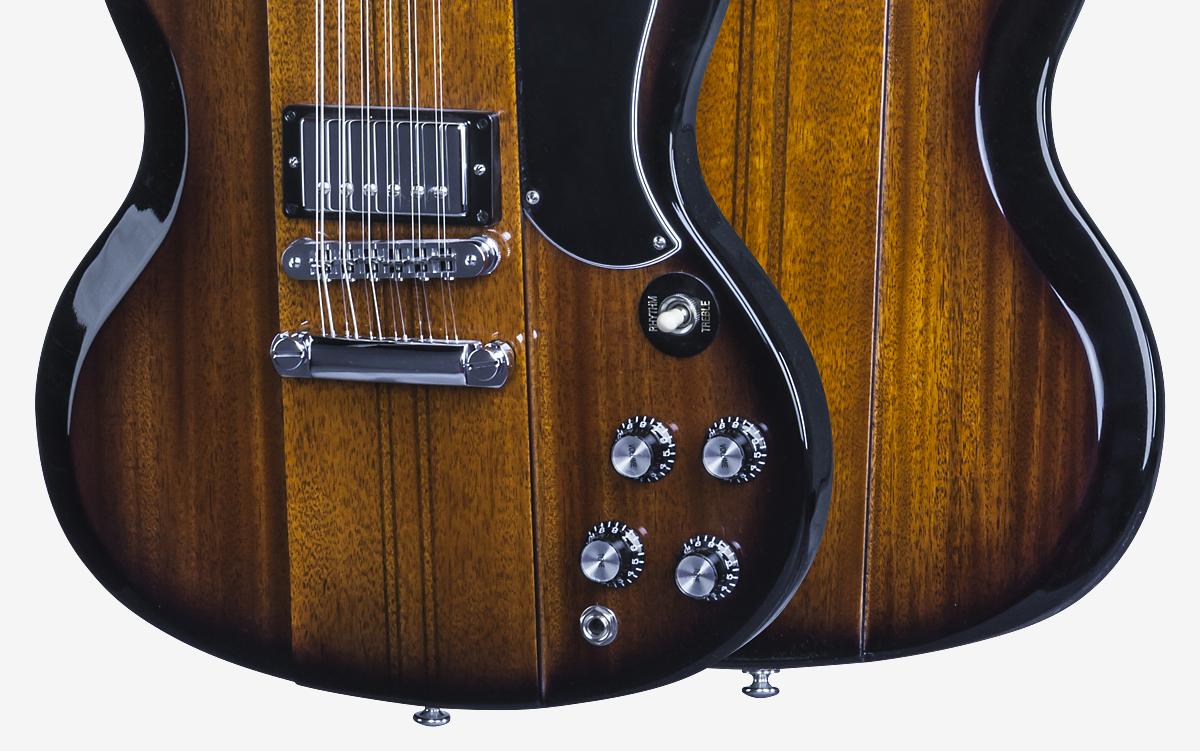 Sg 12 String Neck Through Limited Gibson Burstbucker 2 Wiring Schematic Body