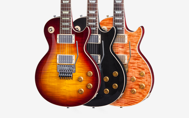 modern les paul axcess standard with floyd rose tremolo. Black Bedroom Furniture Sets. Home Design Ideas
