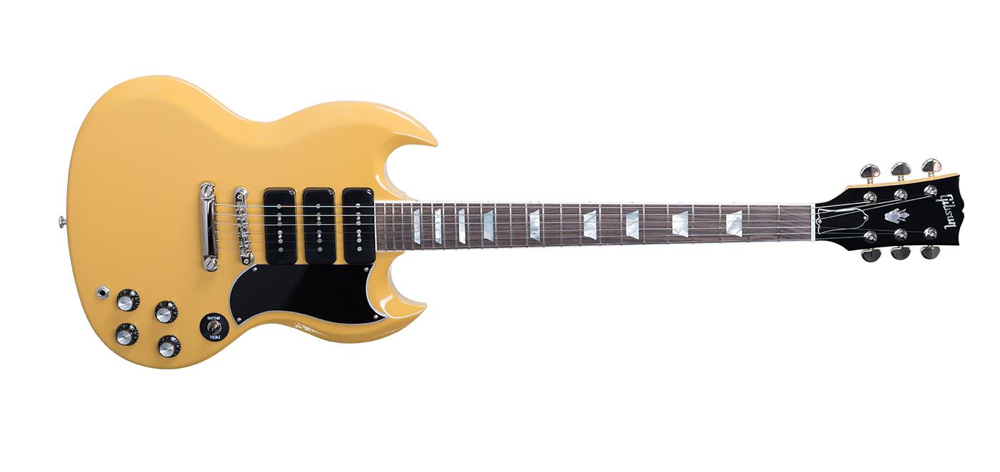 Gary Clark Jr Signature Sg Electric Guitar Wire Diagram 2 Volumms 1tone Humbuckers Change Finish