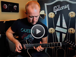 Gibson USA - Dethklok Thunderhorse Explorer - Silverburst - Brendon