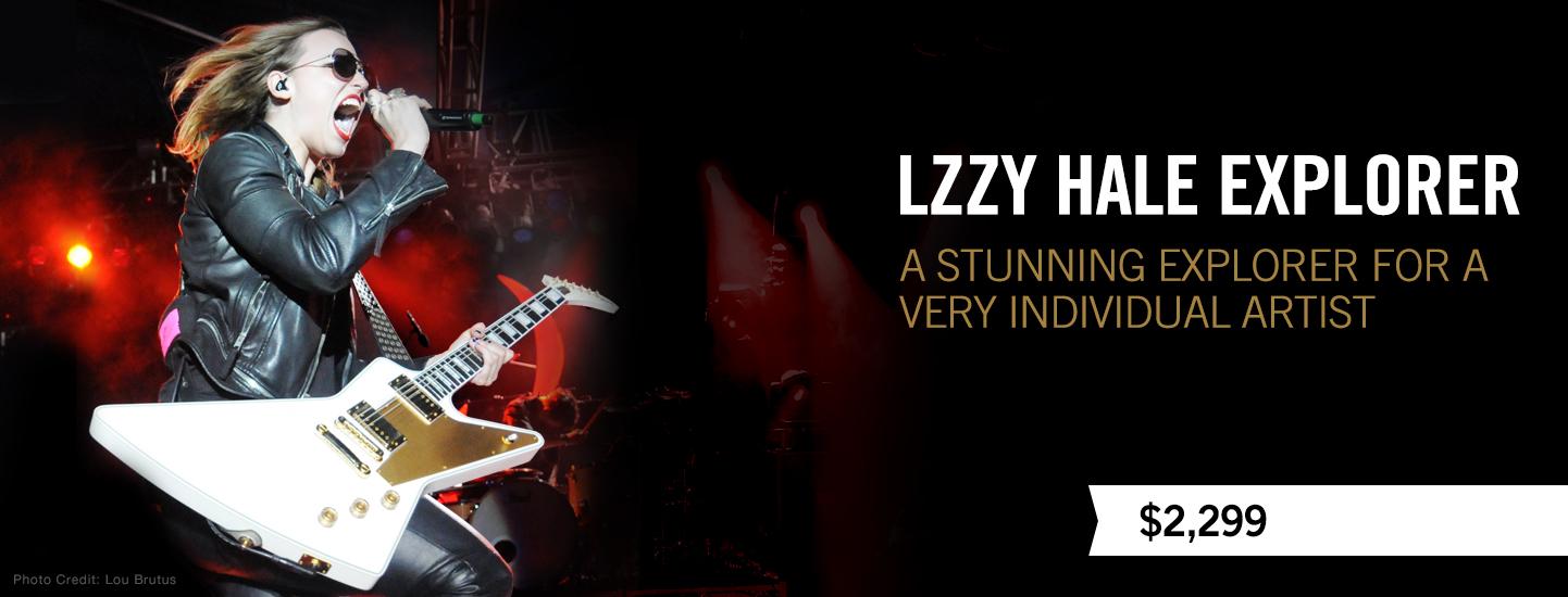 Lzzy Hale Explorer