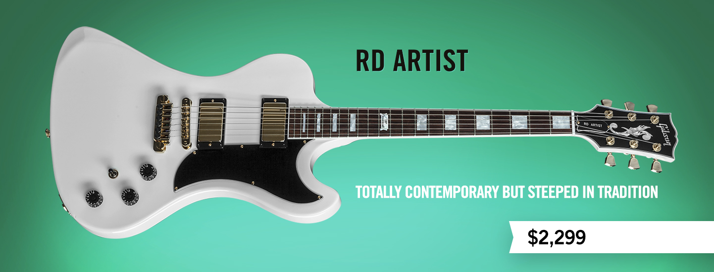 Gibson RD™ Artist