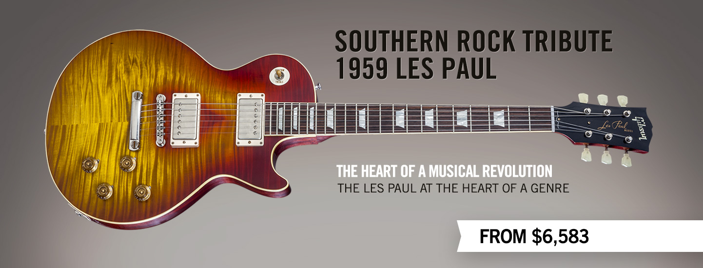 Southern Rock Tribute 1959 Les Paul