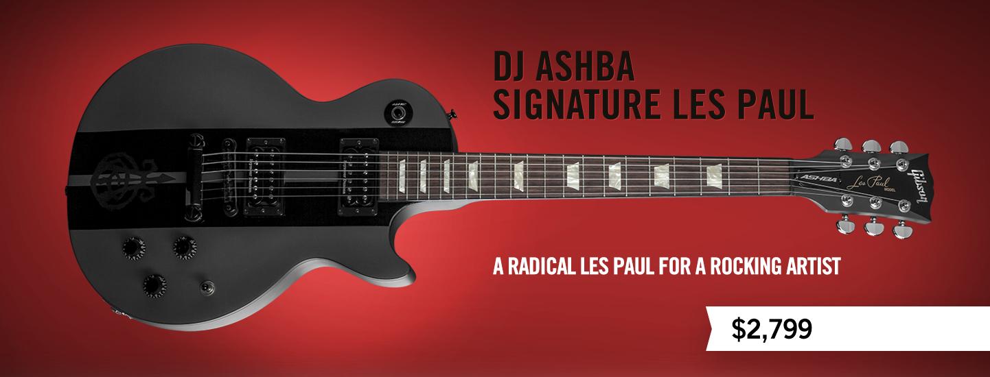 DJ Ashba Signature Les Paul