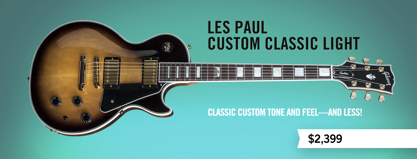 Les Paul Custom Classic Light
