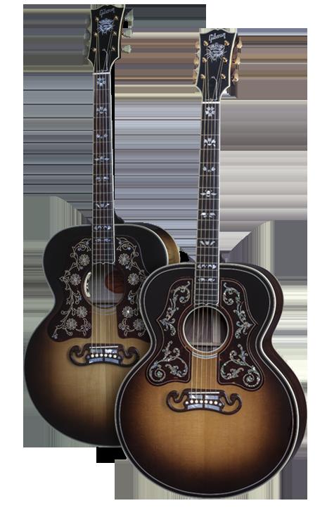 Bob Dylan SJ-200 Series