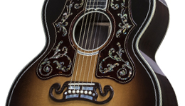 Gibson Announces: Two Bob Dylan Signature SJ-200