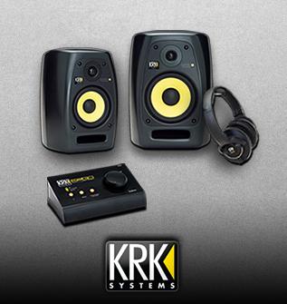 Gibson Pro Audio - KRK