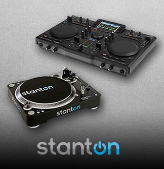 Gibson Pro Audio - Stanton