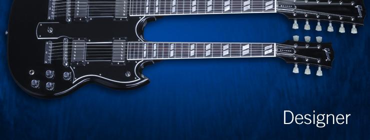 Designer - Gibson Custom