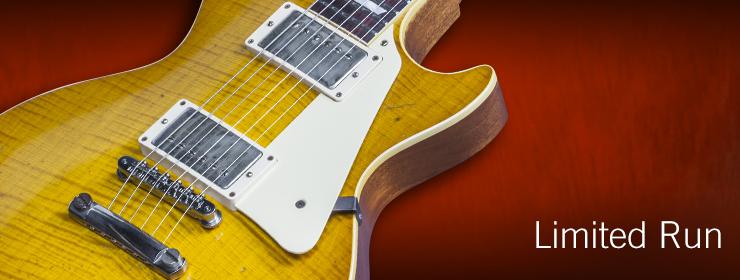 Limited Run - Gibson Custom