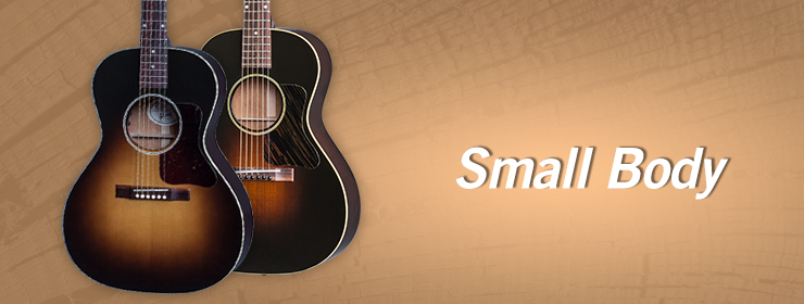 Gibson Acoustic - Small Body